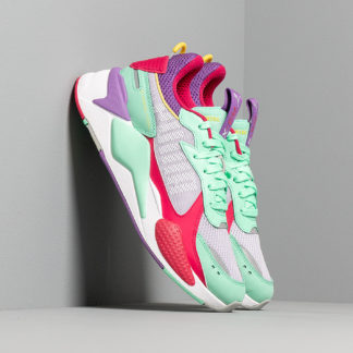 Puma RS-X Bold Purple Heather/ Green Glimmer/ LPotion