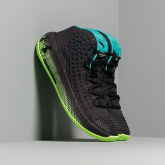 Under Armour HOVR Havoc 2 Black/ Lime Light/ Black