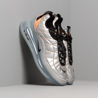 Nike W Mx-720-818 Metallic Silver/ Black-Total Orange
