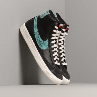 Nike Blazer Mid '77 Vintage We Reptile Black/ Light Aqua-Sail
