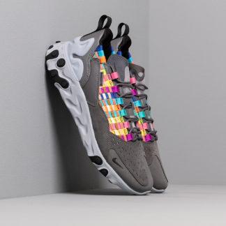 Nike React Sertu Iron Grey/ Black-Lt Smoke Grey