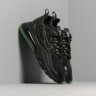 Nike Air Max 270 React Sp Black/ Black-Electric Green