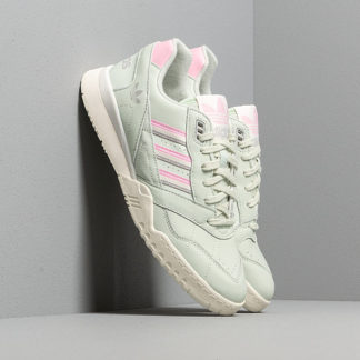 adidas A.R. Trainer Linen Green/ True Pink/ Off White