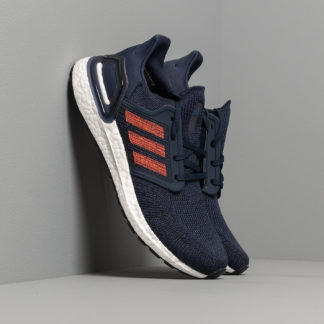 adidas UltraBOOST 20 Collegiate Navy/ Solid Red/ Royal Blue
