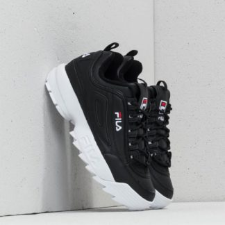 FILA Disruptor Low Wmn Black