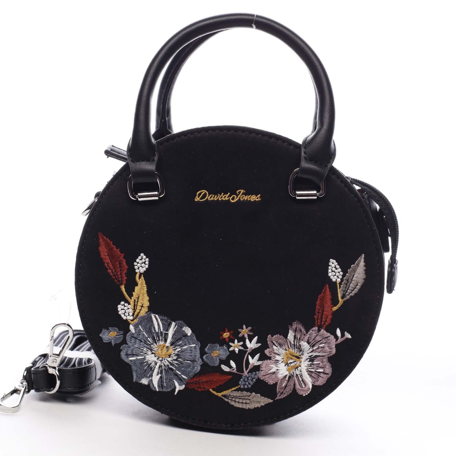 Dámská kabelka do ruky černá - David Jones Foundie černá