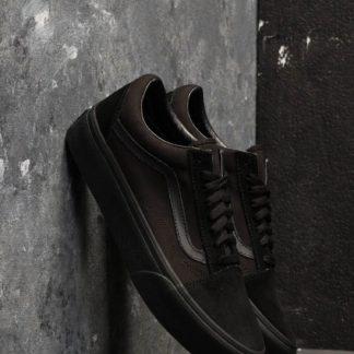 Vans Old Skool Platform Black/ Black
