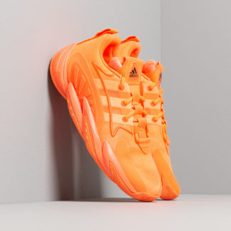 adidas Crazy BYW X 2.0 Solar Orange/ Core Black/ Solar Orange