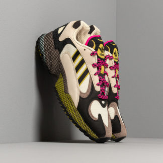 adidas Yung-1 Sand/ Core Black/ Shock Pink