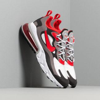Nike Air Max 270 React Black/ University Red-White-Iron Grey