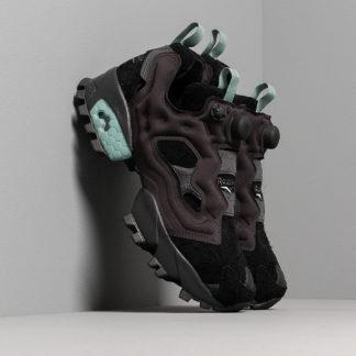 Reebok Instapump Fury Trail Black/ True Grey 8/ Green Slate