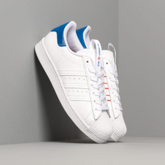 adidas Superstar Cloud White/ Cloud White/ Glory Blue