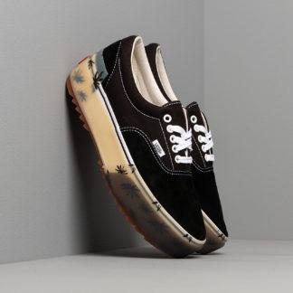 Vans Era Stacked LX (Suede/ Canvas) Black