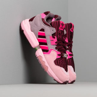adidas ZX Torsion W Maroon/ Shock Pink/ True Pink