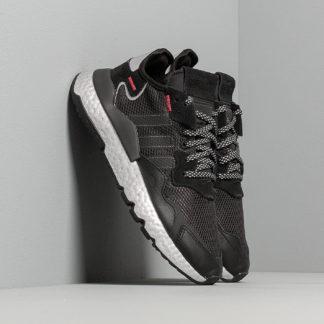adidas Nite Jogger W Core Black/ Shock Red/ Silver Metalic