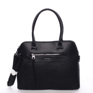 Dámská kabelka černá - David Jones Evania černá