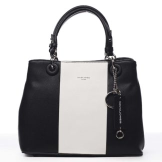 Dámská kabelka do ruky černá - David Jones Valentina černá