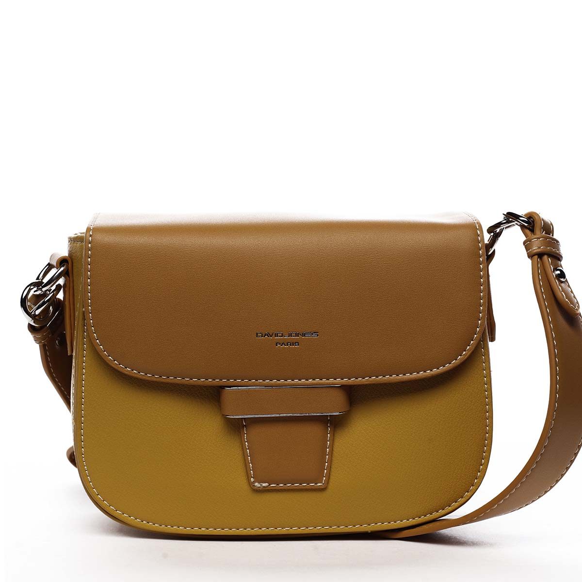 Dámská kabelka žlutá - David Jones Nancy žlutá
