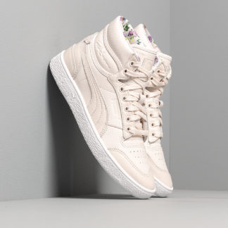 Puma x Tabitha Simmons Ralph Sampson Mid Leather Pastel Parchment