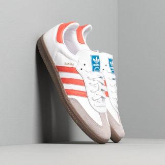 adidas Samba OG Ftw White/ Trace Scarlet/ Core Granite