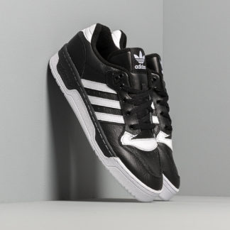 adidas Rivalry Low Core Black/ Ftw White/ Ftw White