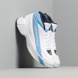 Jordan Team Showcase True White/ True White-Legend Blue