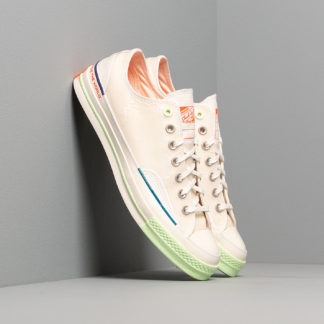 Converse x Pigalle Chuck 70 OX White/ Vast Grey/ Barely Volt