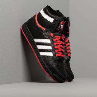 adidas Top Ten Hi Core Black/ Ftw White/ Glow Red