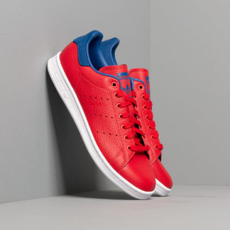 adidas Stan Smith Scarlet/ Scarlet/ Core Royal