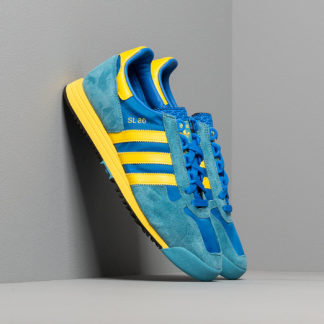 adidas SL 80 Glow Blue/ Yellow/ Tactile Steel