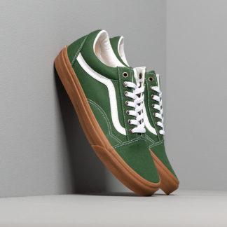 Vans Old Skool (Gum) Greener Pastures/ True White