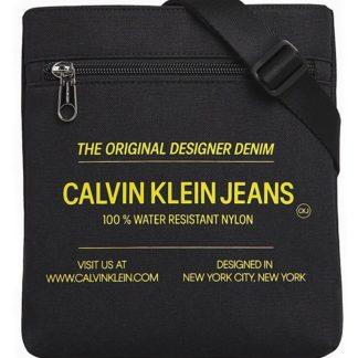 Calvin Klein černá pánská taška CKJ Sport Essentials Mcrfltpk Ip Black