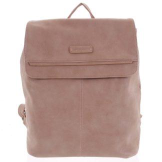 Dámský stylový batoh růžový - Enrico Benetti Neneke růžová
