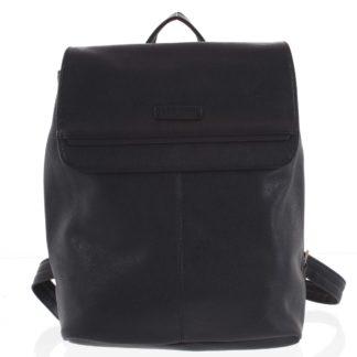 Dámský stylový batoh černý - Enrico Benetti Neneke černá