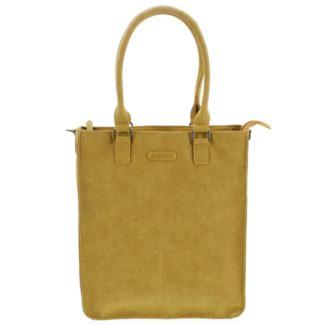 Taška přes rameno žlutá - Enrico Benetti Houston žlutá
