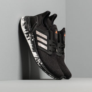 adidas UltraBOOST 20 Core Black/ Ftw White/ Signature Coral