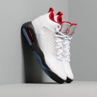 Jordan Maxin 200 White/ Gym Red-Black-Reflect Silver