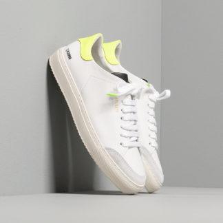 Axel Arigato Clean 90 Triple White/ Neon Yellow