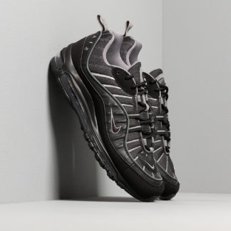 Nike Air Max 98 Black/ Black-Smoke Grey-Vast Grey