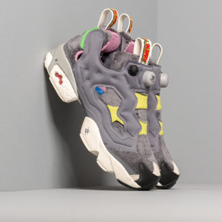 Reebok Instapump Fury OG MU Cold Grey 6/ Hero Yellow/ Black