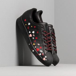 adidas Superstar W Core Black/ Ftw White/ Glow Pink