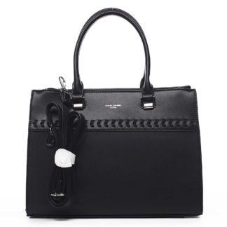 Dámská kabelka do ruky černá - David Jones Tosmal černá
