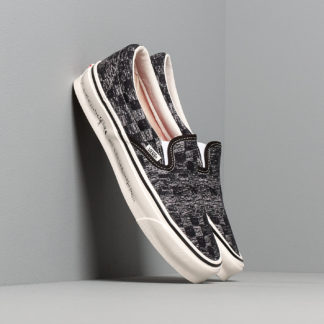 Vans OG Classic Slip-O (Jim Goldberg) TV Static