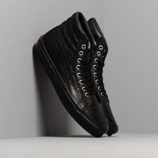Vans OG Sk8-Hi LX (Jim Goldberg) Black Leather