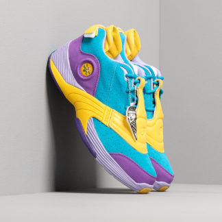 Reebok x Billionaire Boys Club Answer V MU Malibu Blue/ Regal Purple/ Boldly Yellow