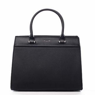 Dámská kabelka do ruky černá - David Jones Tenerwa černá