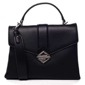 Dámská kabelka do ruky černá - David Jones Africa černá
