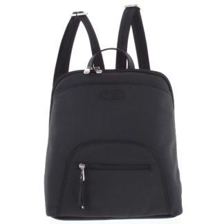 Dámský batoh černý - Hexagona Smalmer černá