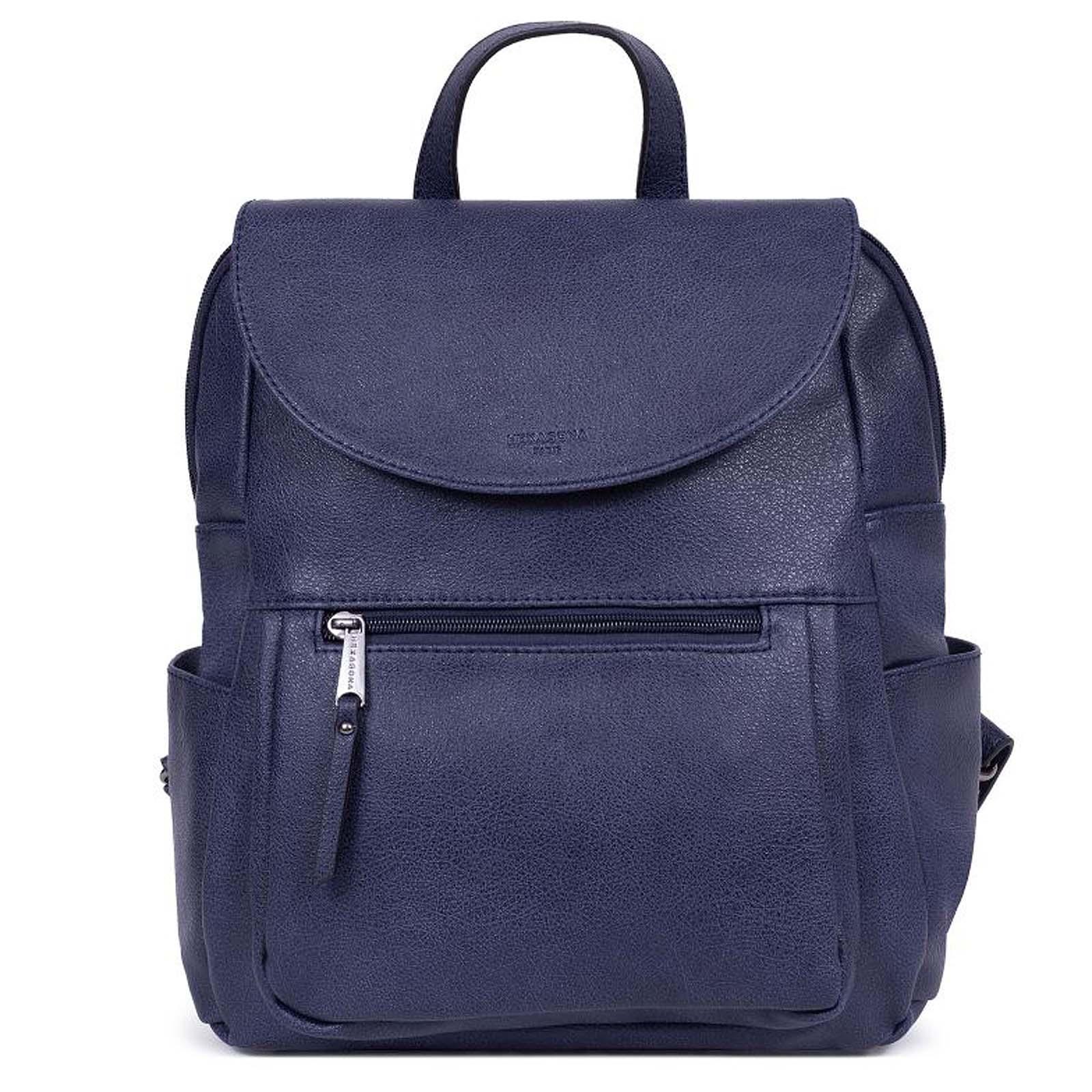 Dámský batoh tmavě modrý - Hexagona Dahoman tmavě modrá
