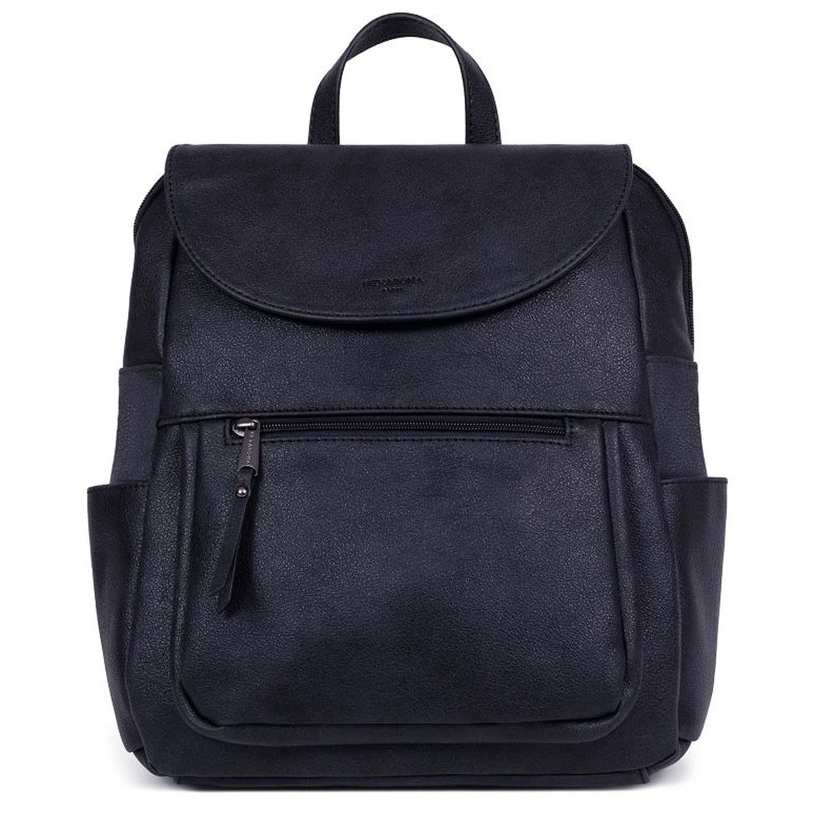 Dámský batoh černý - Hexagona Dahoman černá